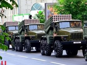 парад ЛДНР