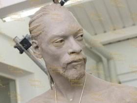 Музей Мисс Тюссо продемонстрировал вощинную фигуру Снуп Догга