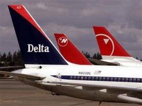 Аккуратные потери Дельта AirLines в I кв. 2009 уменьшились на 88%
