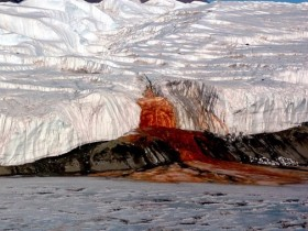 Кровавый водопад