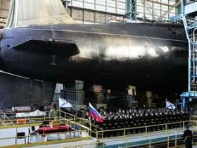 Ракетоносец «Юрий Долгорукий» в первый раз выйдет в море в начале июня