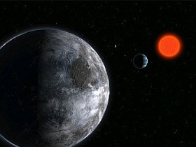 Cамая простая экзопланета