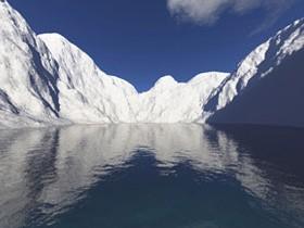 В обледенении Антарктиды виновата озоновая прореха