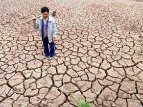 КНР мучается от засухи