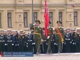 Ющенко переступает День Победы