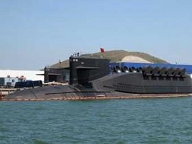 КНР продемонстрирует новые ядерные подлодки
