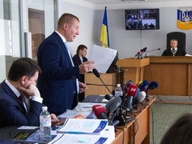 Адвокат Януковича Сердюк