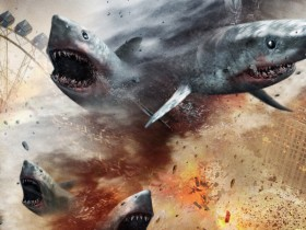 Акулий торнадо 5