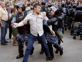 Протест в РФ
