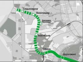 Назвали сроки строительства метро на Виноградарь