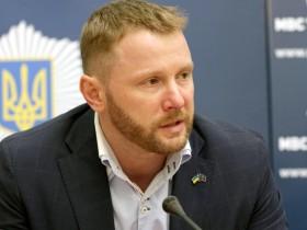Спикер МВД Артем Шевченко