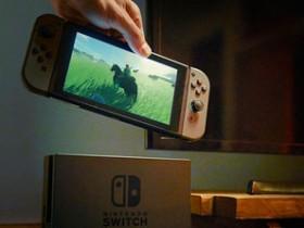 ОС Nintendo Switch