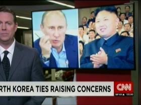 Путин и Сев. Корея