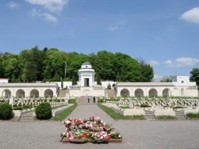 Мемориал орлят во Львов.