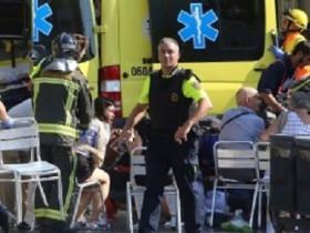 теракт вБарселоне