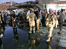Смертница взорвала более 50 человек в Ираке