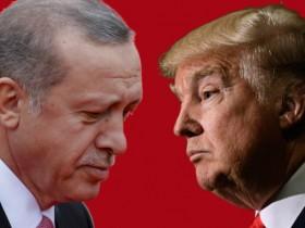 Трамп, Эрдоган