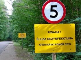 забор с Польшей