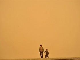 На юге КНР неистовствуют песочные бури