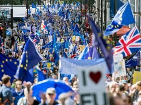 Марш против Brexit