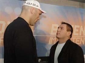 Валуев vs Чагаев. 30 июня. Гельсингфорс