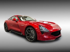 Новый TVR Griffith