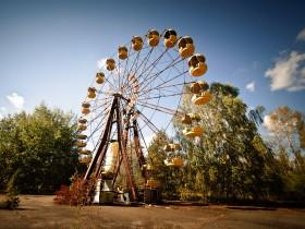 колесо обзора Припять