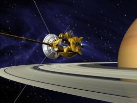 межпланетная станция Cassini