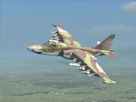 Запад-2017 самолеты Су-25
