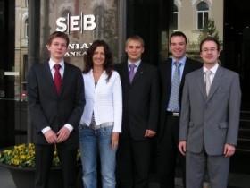 SEB не будет развивать сеть российских отделений