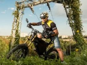 Украинский электромотоцикл