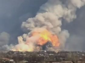 взрыв в Калиновке
