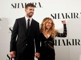 Шакира и Пике