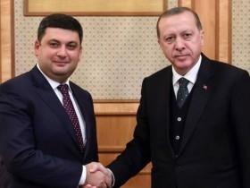 Украина и Турция