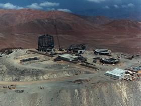 В Чили сконструирована высочайшая во всем мире обсерватория