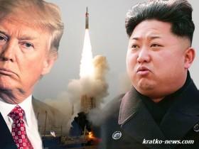 Дональд Трамп, Ким Чен Ын,