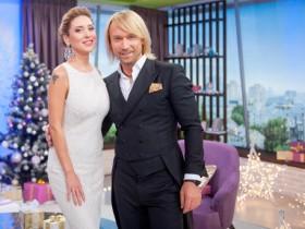 Алена Винницкая и Олег Винник