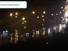 колонна из Донецка