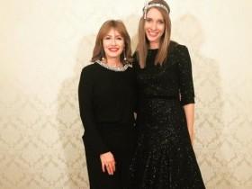Катя Осадчая и Елена Кравец