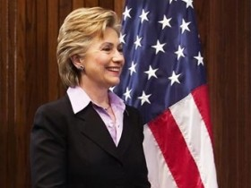 Хиллари Клинтон сообщила Ющенко привет