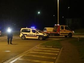 Во Франции полиция