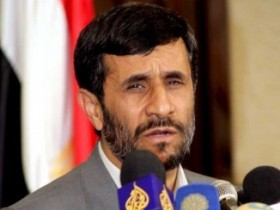 Для службы безопасности Ахмадинежада снова отыскалась работа