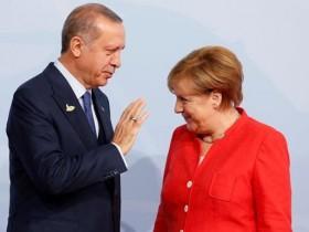 Меркель и Эрдоган