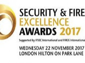 Security & Fire Excellence Awards.