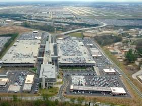 аэропорт в Атланте