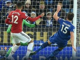 Лестер - Манчестер Юнайтед 2:2