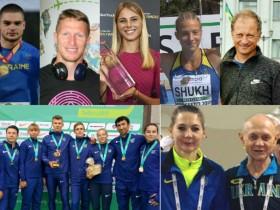 Лучшие легкоатлеты 2017