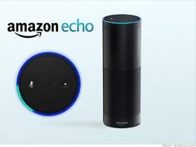 Колонки Amazon Echo