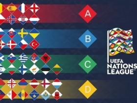 жеребьевка Лиги наций