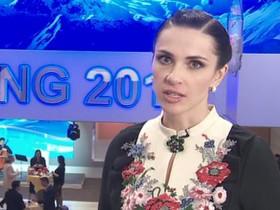 российская журналистка